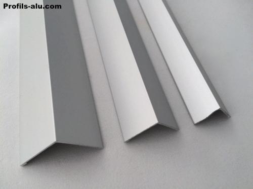 cornière en aluminium