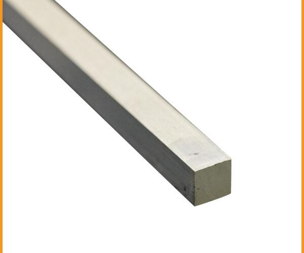 fer carré aluminum